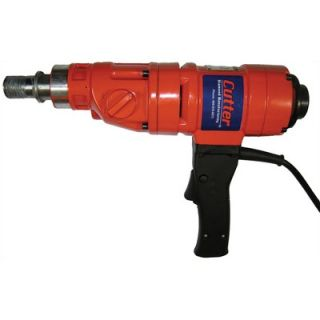 Cutter Diamond Hand Held Electric Core Drill w/ Optional Diamond