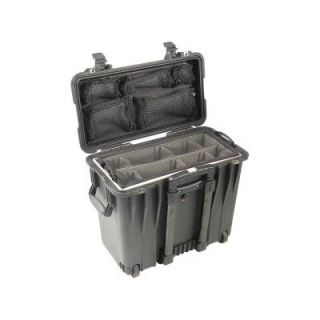 Case with Utility Padded Divider and Lid Organizer   1440 004 110