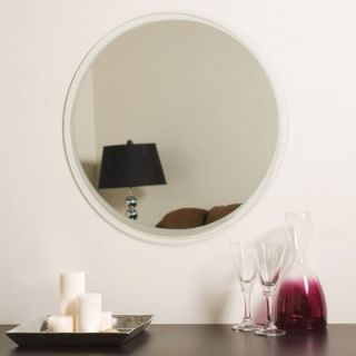 Decor Wonderland Frameless Beveled Karnia Mirror
