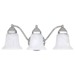Capital Lighting Three Light Bath Vanity in Chrome   1363CH 117