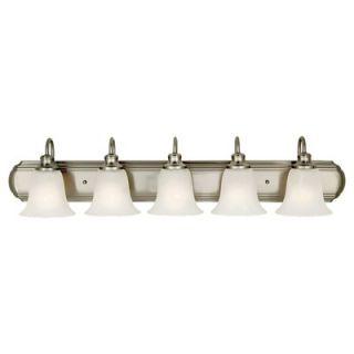 Cal Lighting LED Gooseneck Spot Light in Brushed Steel   BO 119 BS