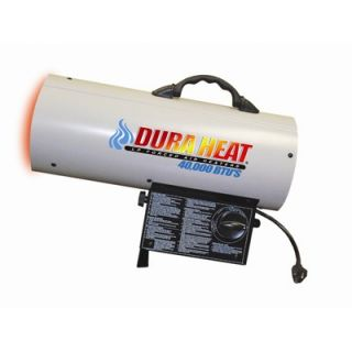World Marketing 40000 BTU Forced Air Propane Heater