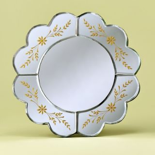 Venetian Gems Aleya Venetian Table Mirror