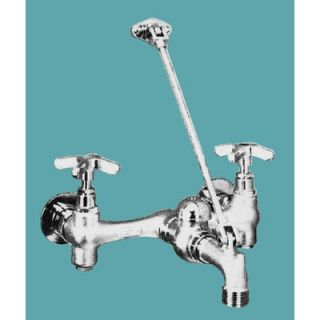 Fiat Commercial Garage Faucets with Vacuum Breaker, Pail Hook and Hose