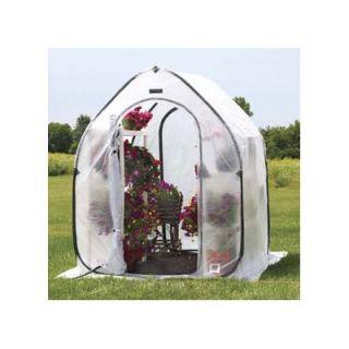 Flowerhouse PlantHouse Polyethylene Mini Greenhouse