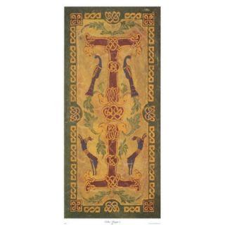 Fine Art Tapestries Celtic Design I   Kamelhair, Abigail
