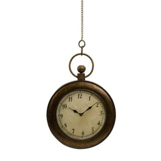 IMAX Pocket Watch Wall Clock