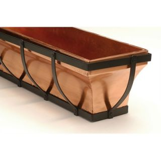 Potter Sleek Window Box Planter