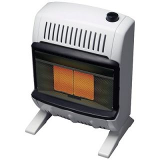 Mr. Heater 10,000 BTU Vent Free Radiant Natural Gas Heater