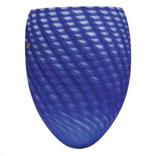 Philips Forecast Lighting Madison Wall Sconce Shade in Marta Blue