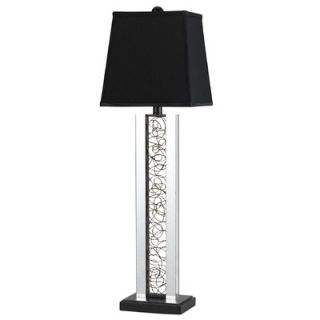 Cal Lighting Mirrored Buffet Lamp   BO 2104BF