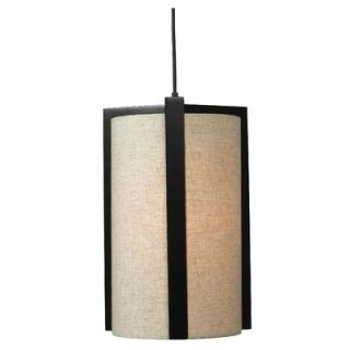 Kenroy Home Teton 1 Light Pendant   91592MBR