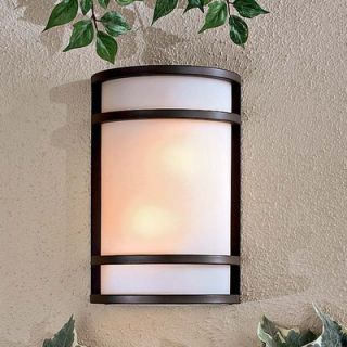 Bay View Wall Mount in Oil Rubbed Bronze   Energy Star   9802 143 PL