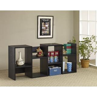 Hokku Designs Celeste Display Cabinet/Bookcase   NBSL 191