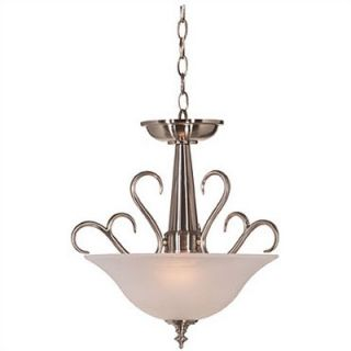 Kenroy Home Wynwood 2 Light Convertible Pendant
