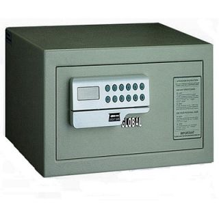 Double Hill USA Steel Electronic Lock Security Safe   MB2345 CH