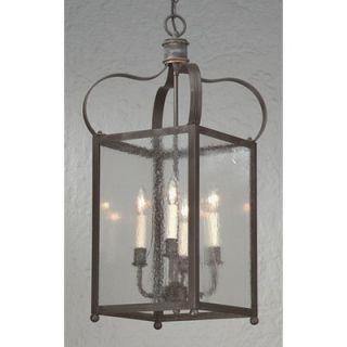 Troy Lighting Bradford Hanging Lantern   FCD8921CI / FCD8921NR
