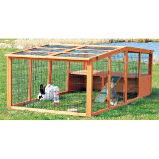 Trixie Outdoor Small Animal Run with Mesh Cover   62281/62285/62282