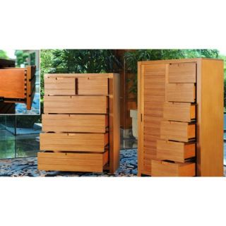 InRoom Designs Flyer 6 Drawer Chest   046 161