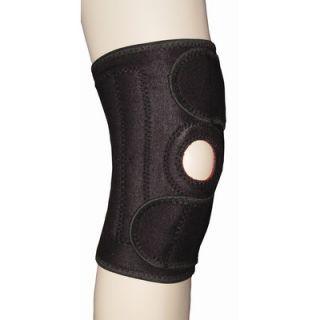 Bell Horn ProStyle Knee Wrap Open Patella in Black   162
