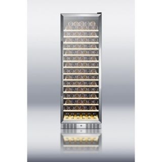 Summit Appliance 162 Bottle Single Zone Wine Cellar