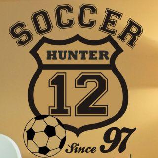 Sports Wall Stickers