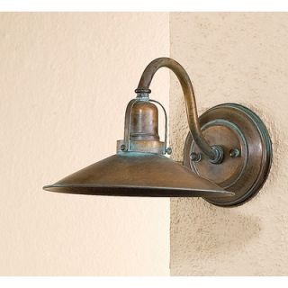 Lustrarte Lighting Rustic DAvo One Light Wall Sconce   402 00 00