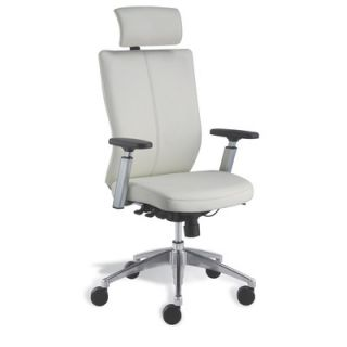 The Ergo Office Modern Office Leather Executive Chair