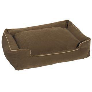 Jax and Bones Crypton Lounge Dog Bed in Sage   Crypton Lounge