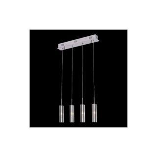 TransGlobe Lighting Modern 4 Light Pendant