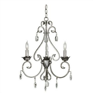Kenroy Home Antoinette 3 Light Chandelier