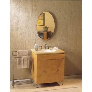 Broan Nutone Metro Beveled Mirror Cabinet in Rust Resistant