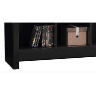 Ameriwood 9 Cube Storage Cubby in Black Forest