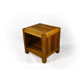 Oak End Tables