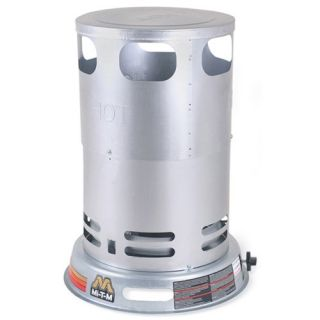 Gas Fired 80,000 BTU Convection Portable Space Heater