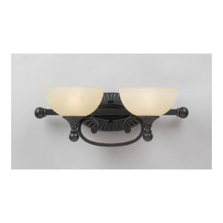 PLC Lighting Chelsea Vanity Light in Oil Rubbed Bronze   13122