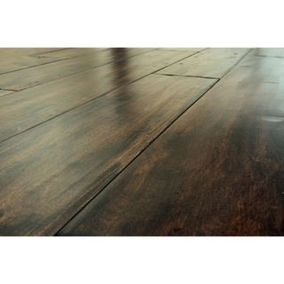 Mazama Handscraped 4 7/8 Solid Acacia in Dark Walnut   10061329