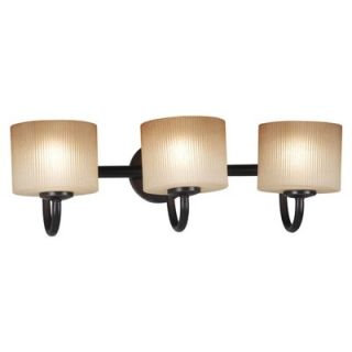 Kenroy Home Matrielle Vanity Light in Oil Rubbed Bronze   80333ORB