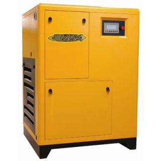EMAX 200 HP 3PH Dual Volt Rotary Screw Air Compressor   ERS2000003