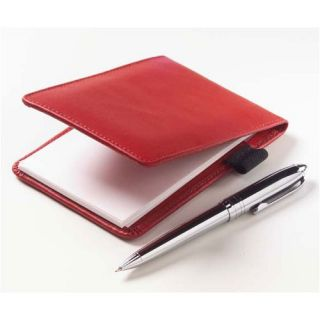 Clava Leather Colored Leather Junior Note Jotter