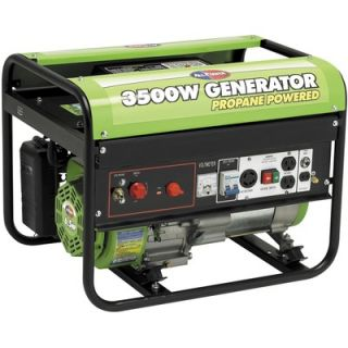 All Power America 3500W Portable Propane Generator   APG3535CN