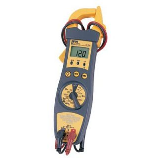 Ideal Industries 4 in 1 Test Tools   clamp meter w/ trms ncvshaker