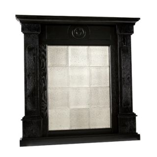 angeloHOME Beekman Mirrored Mantel Façade