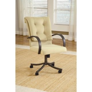 Hillsdale Harbour Point Caster Dining Chair   4814CACH2PK