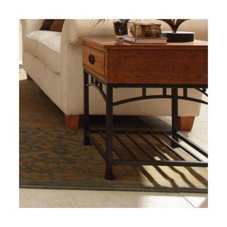 Home Styles Modern Craftsman Storage Rack   88 5050 13