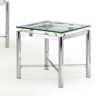 Steve Silver Furniture Nova End Table   NV100ET / NV100EB
