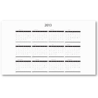 biden 2012 calendar wallet card business card template