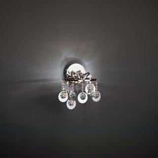 Eurofase Nimah Six Light Wall Sconce in Chrome   16480 018