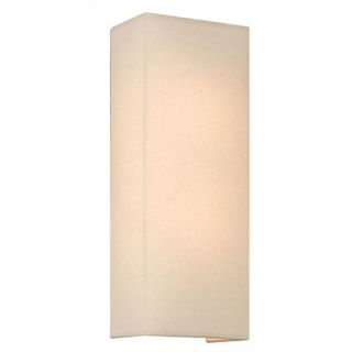 Philips Forecast Lighting Manhattan Wall Sconce in Safari Fabric