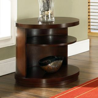 Oval End Tables